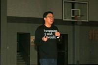 Speaker Talks About Promises