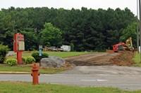 Renovation Work Underway