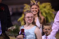 Elly Shockley is Homecoming Queen