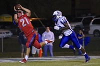 Football Falls to Franklin-Simpson