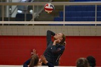 Volleyball Defeats Franklin-Simpson