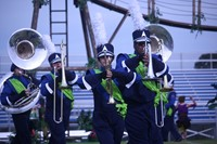 Band Places Eighth in KMEA Championships