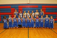 Lady Patriot Basketball Preview