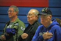 Veterans Day Program Held at ACSH