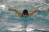 Swim Team Participates in Region