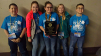 Junior Beta Students Qualify for Nationals