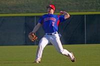 Baseball Splits Games During Week
