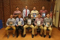 Patriot Basketball Holds Banquet