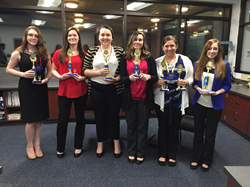 FBLA Students Attend Regional Competition