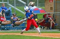 Softball Defeats Monroe County, Stunned by Christian County