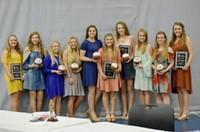 Girls Basketball Banquet Held