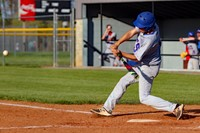 Baseball Drops District Game