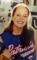 Hannah Roberts (Class of 2002) Selected to HOF