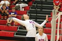 Volleyball Opens Season August 14