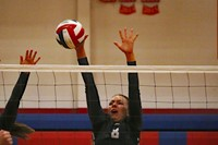 Volleyball Drops Opener