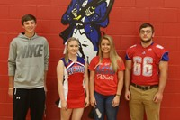 August Athletes of Month Named