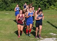Cross Country Runs at Barren, Bowling Green