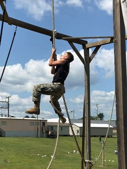 Cadets Participate in First Raider of Season