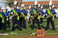 Band Places Third in Louisville