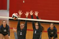 Metcalfe County volleyball