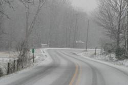 winter weather highway
