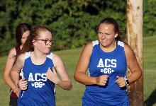 Cross County runners