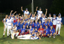 2005 Baseball and Softball Champions