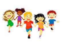 childs running