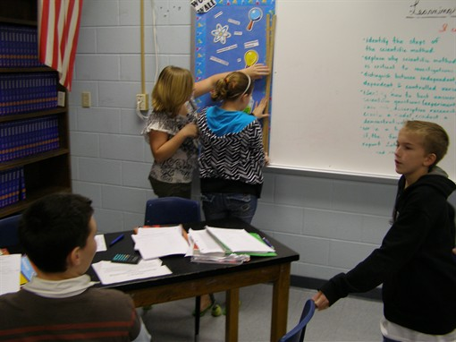 Mr. May~s 8th Grade Science!