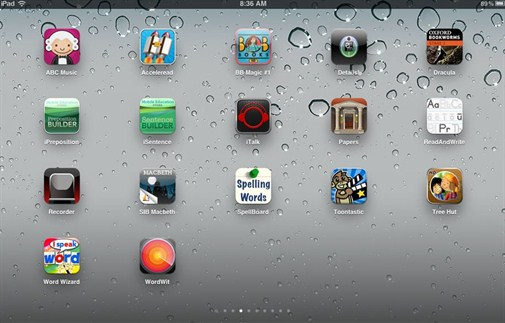 Apple Learning Tour APPS