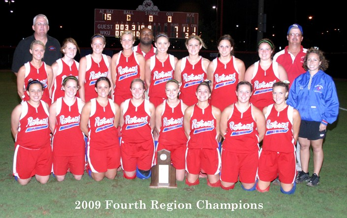 2009 Fourth Region Champions