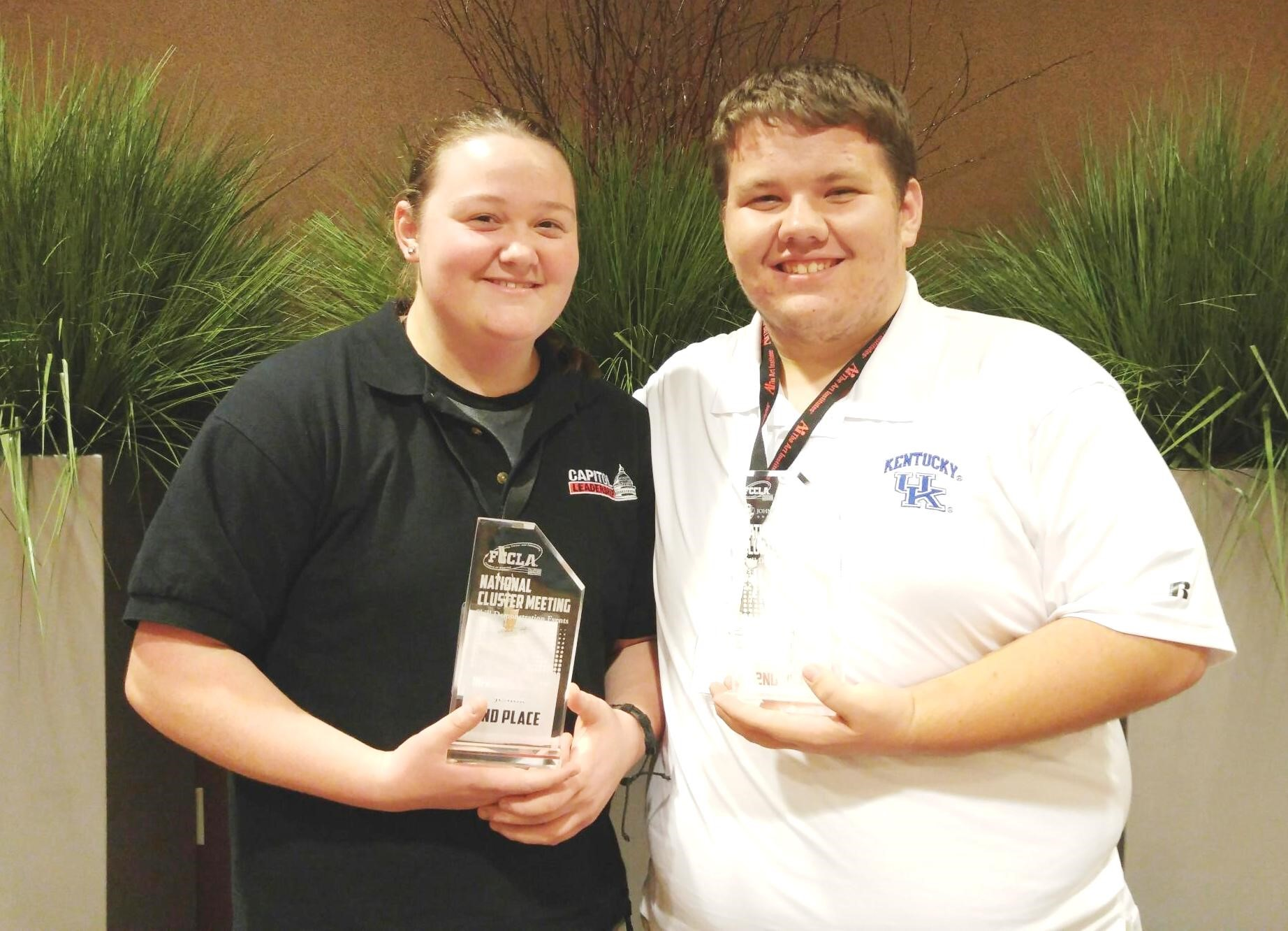 FCCLA Winners