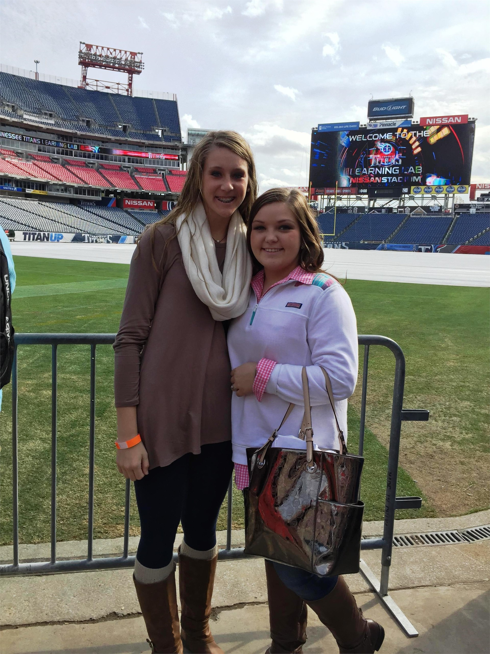 Tennessee Titans Learning Lab FBLA November