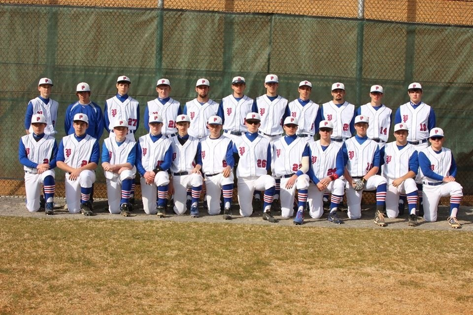 2014 Patriot Baseball