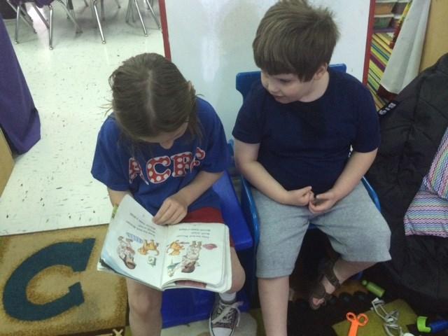 Reading to Preschoolers