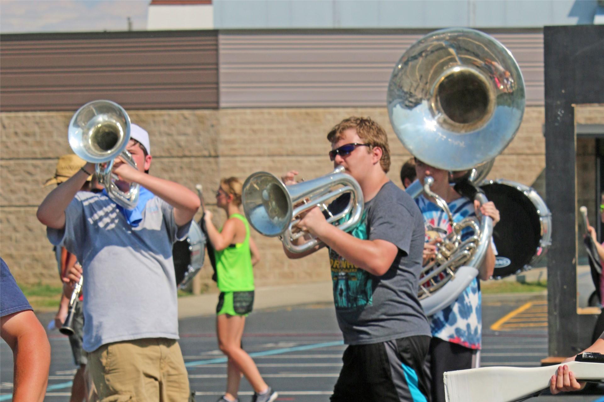 ACSH Band Camp 2016