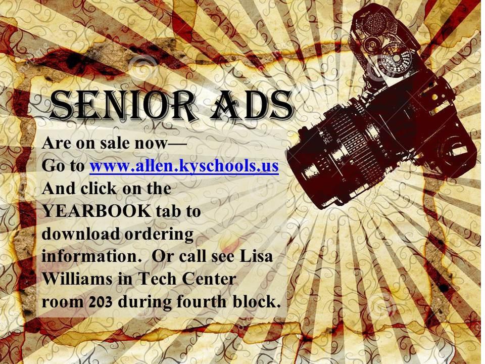 Senior Ads