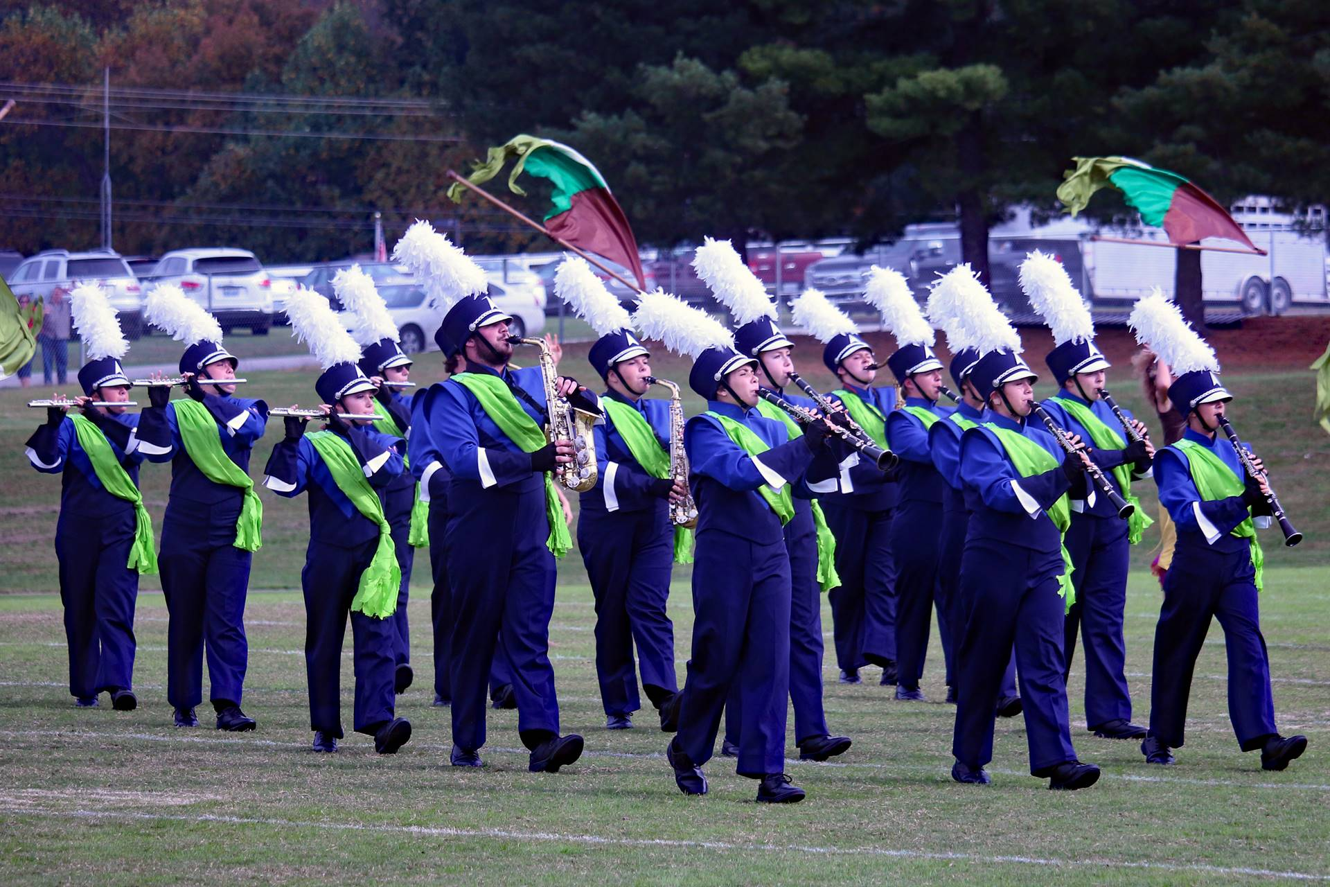 KMEA Marching Band Quarterfinals