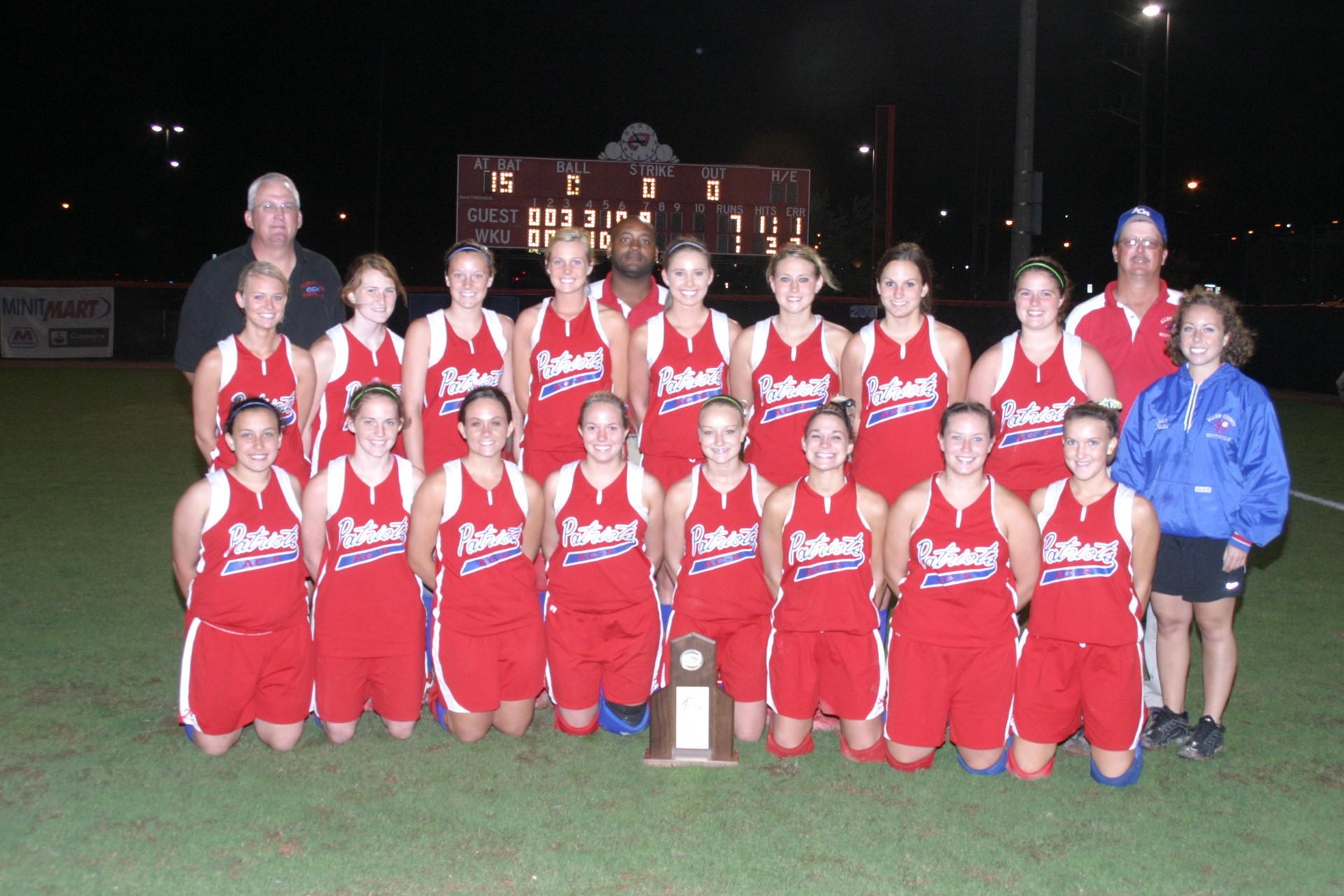 2009 Region 4 Champions