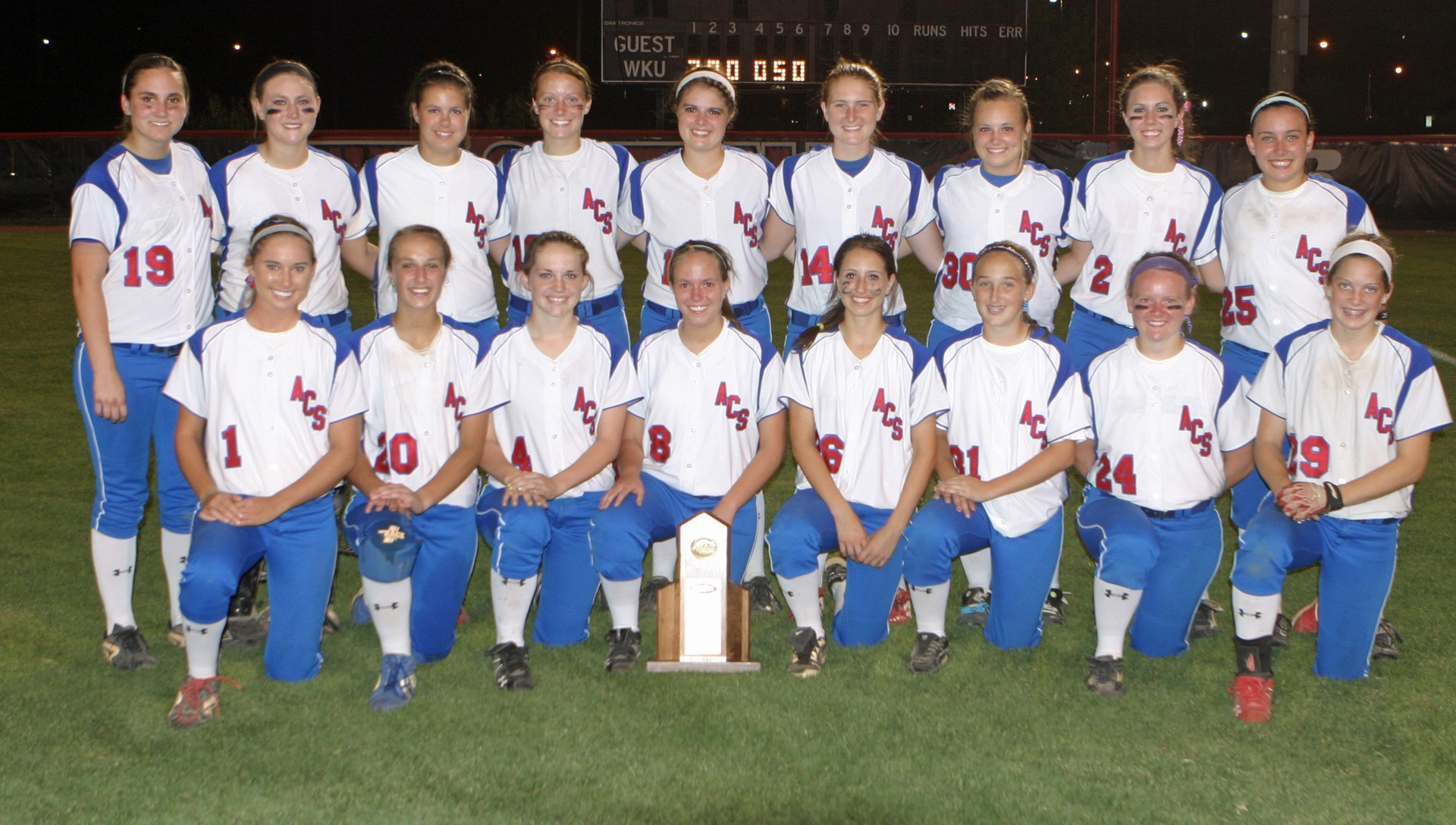 2011 Region 4 Champions