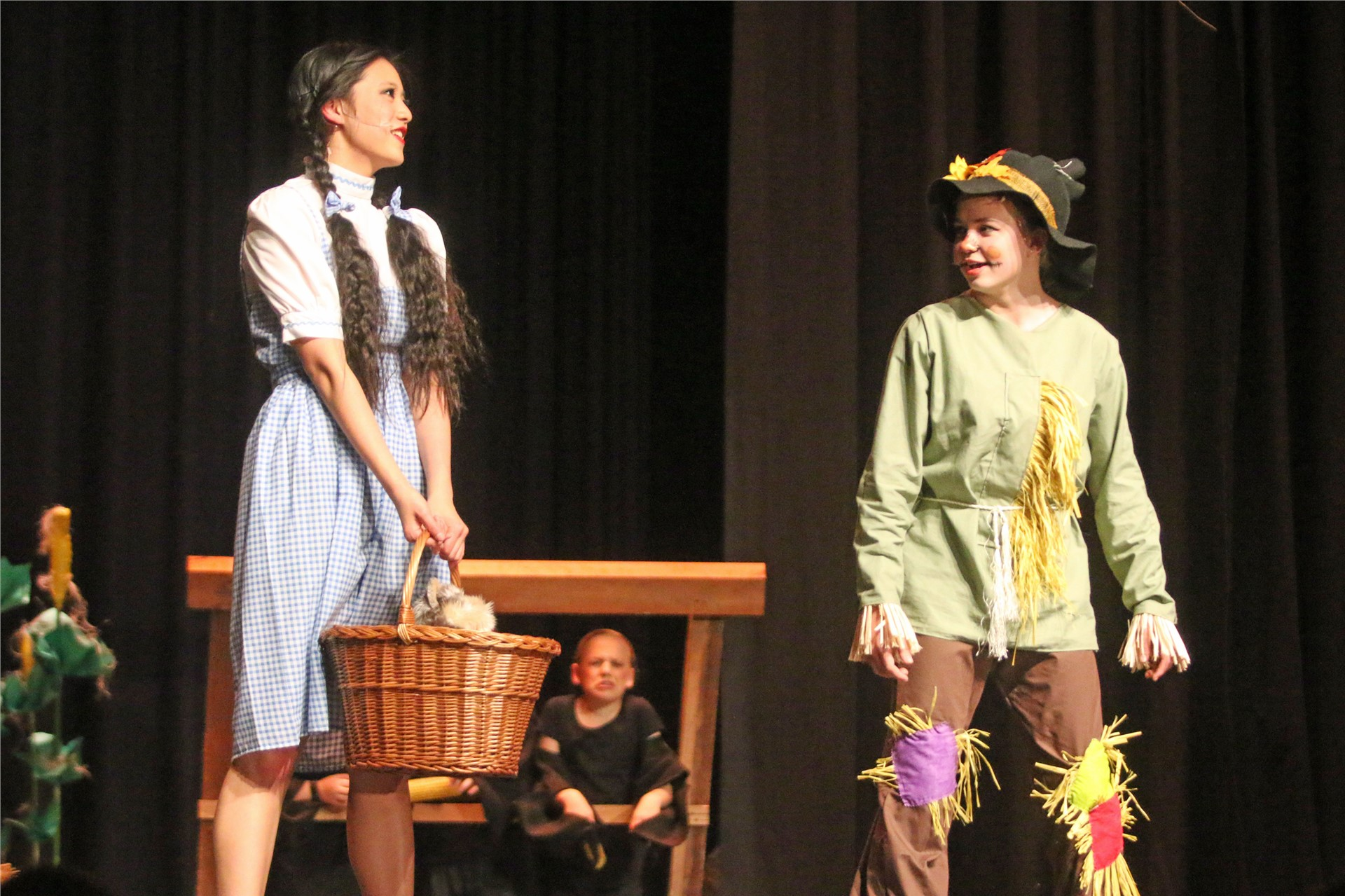The Wizard of Oz  March 2017