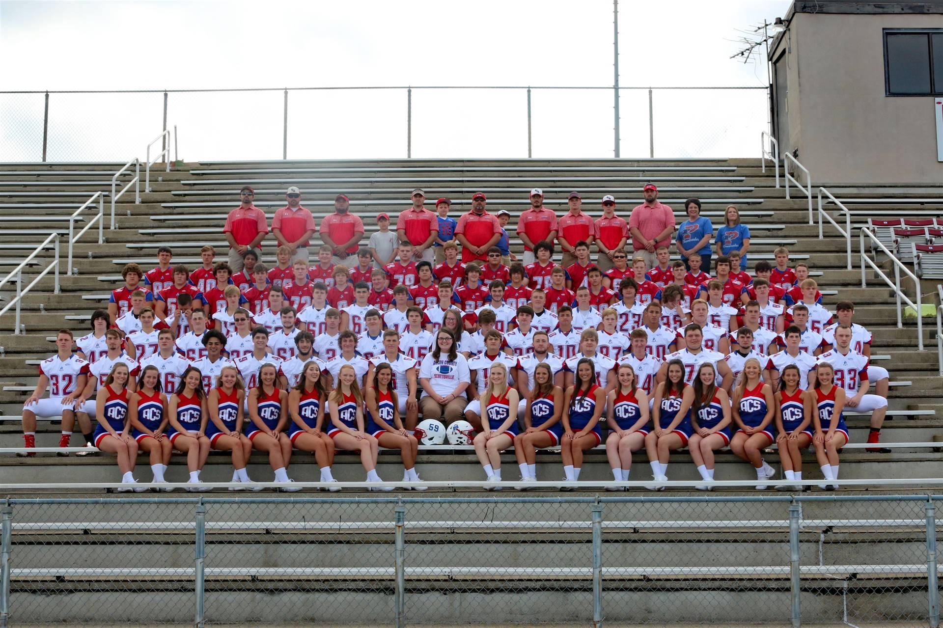 2017 Patriot Football Team