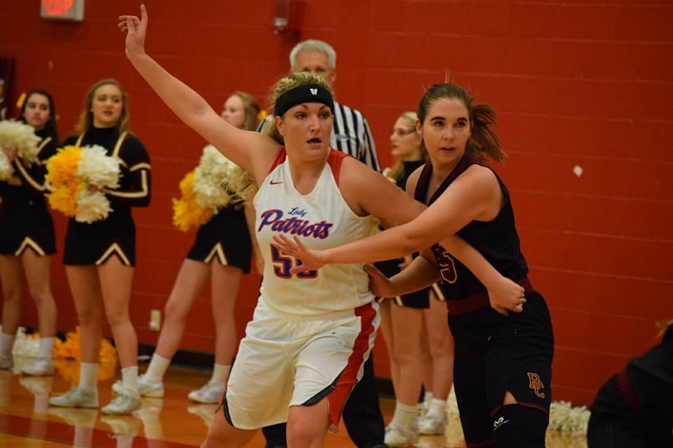 Lady Patriot Basketball