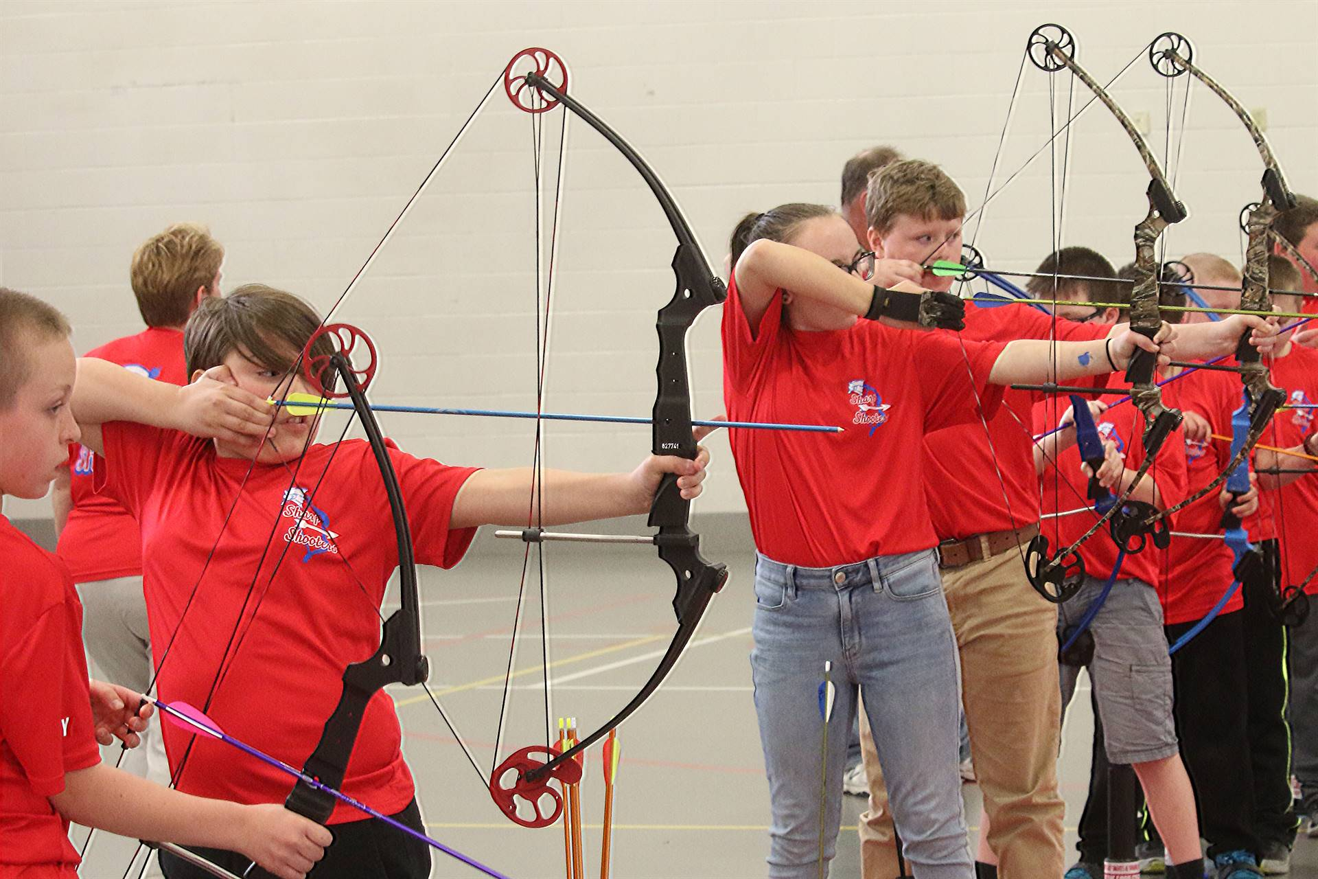 archers practice