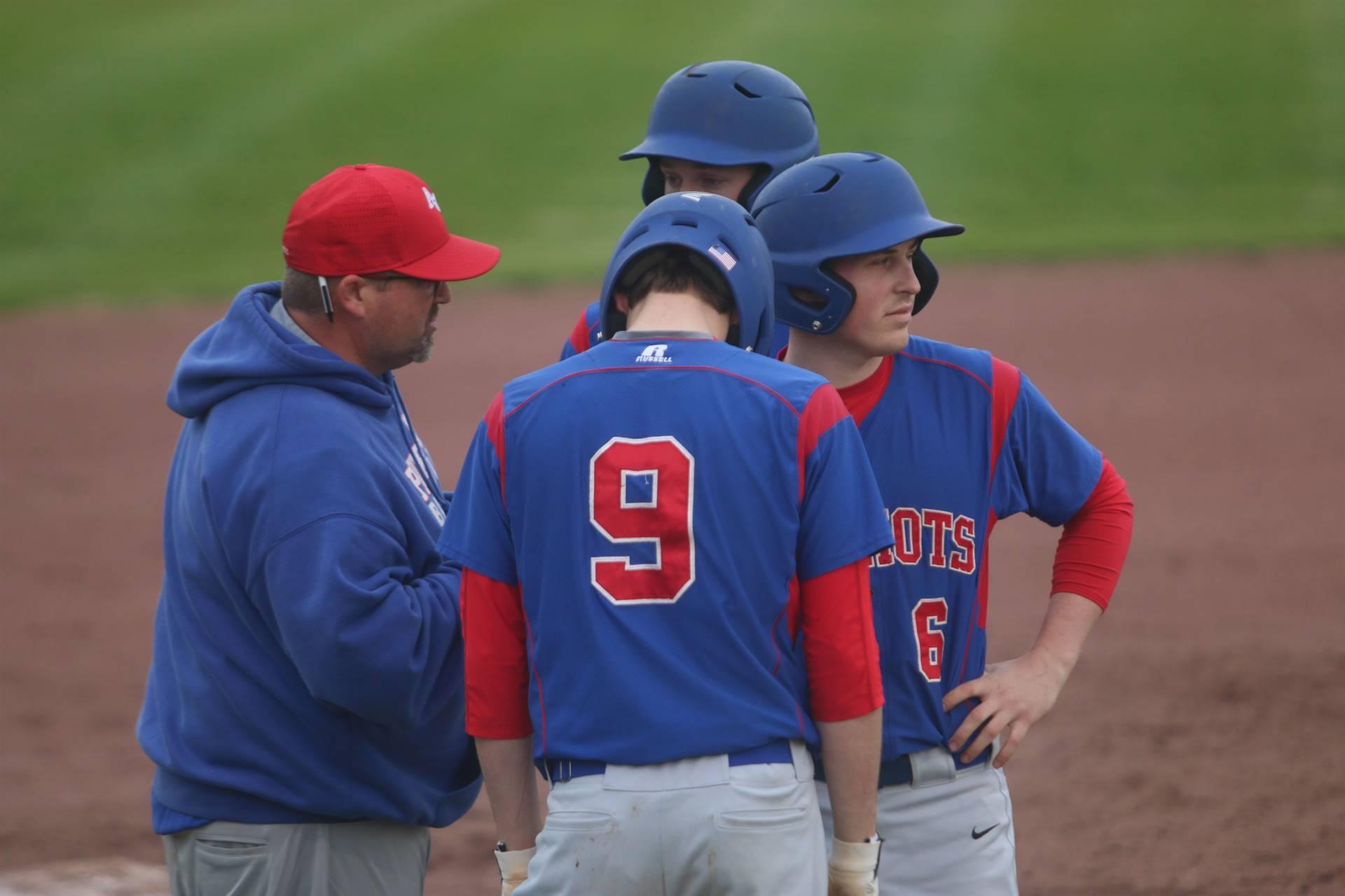 baseball talk