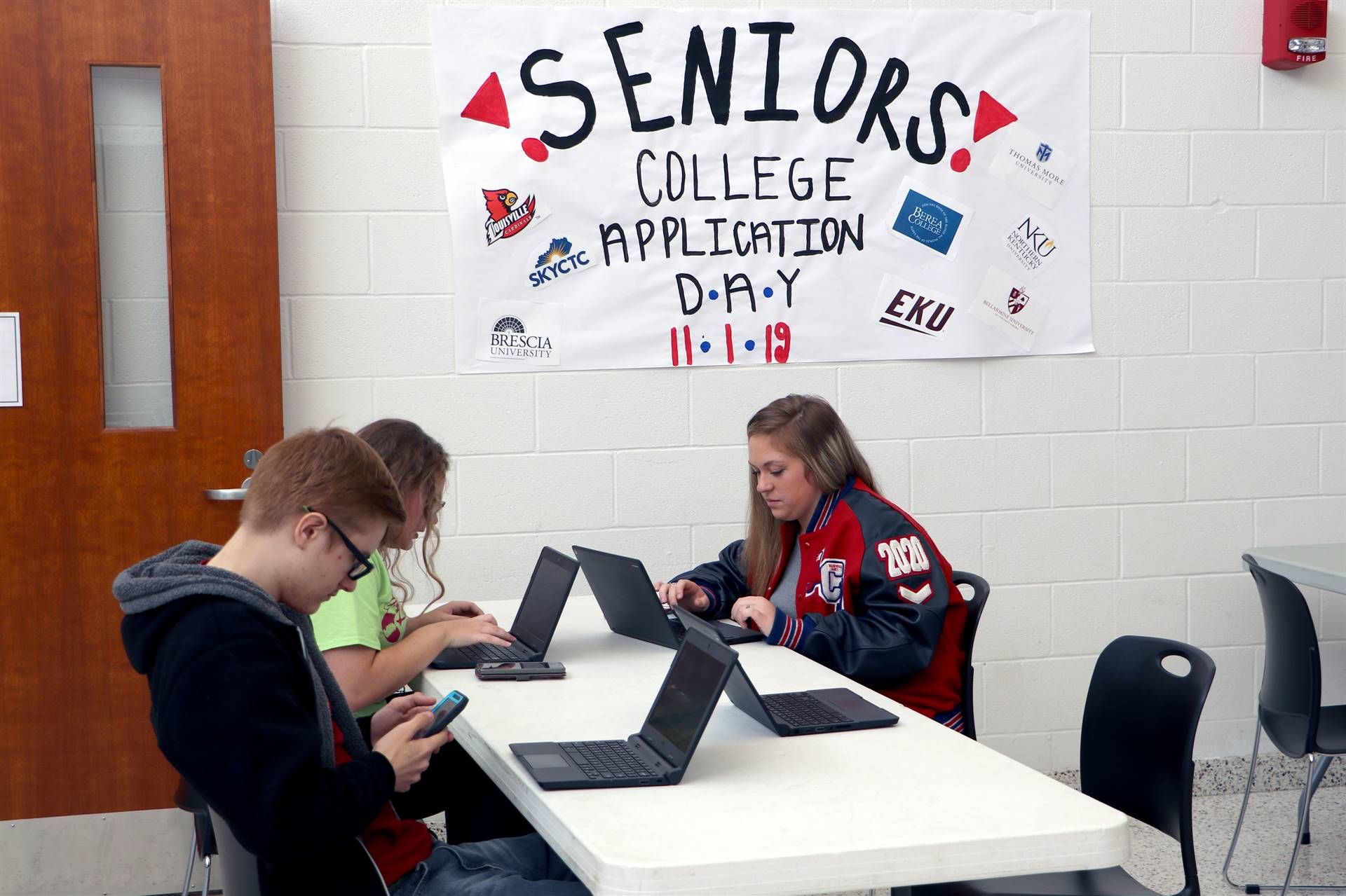 College Application Day 2019