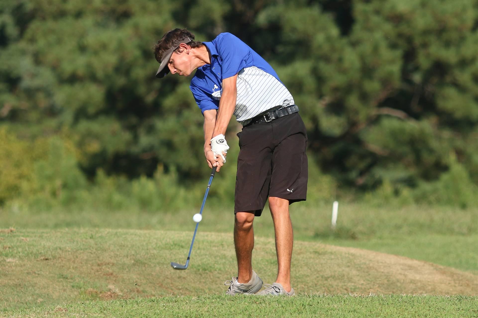 ACS golfer