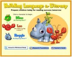 Building Language for Literacy